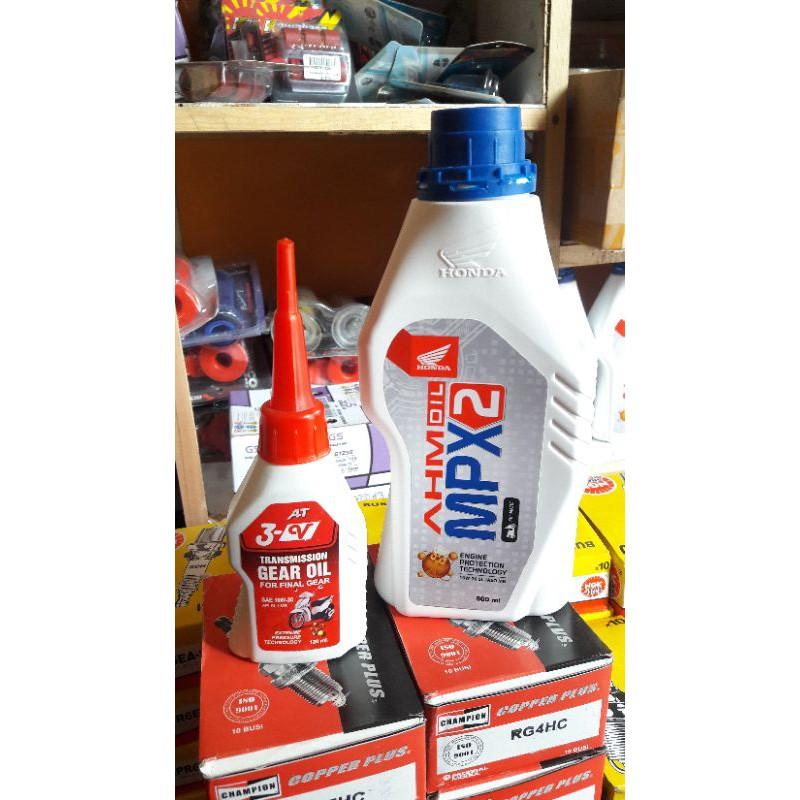 paketan oli AHM mpx2 / AHM mpx2 oil paket original