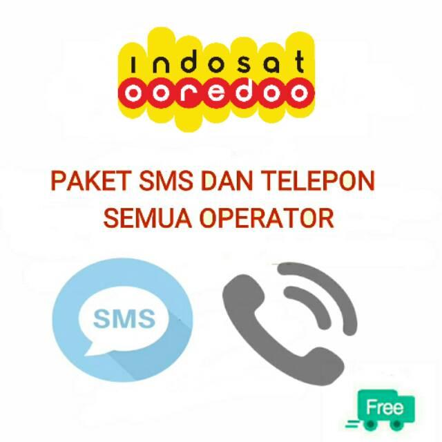 Paket Nelpon Dan Sms Indosat Shopee Indonesia
