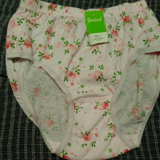 Celana dalam wanita merk yutind  f5db85a225