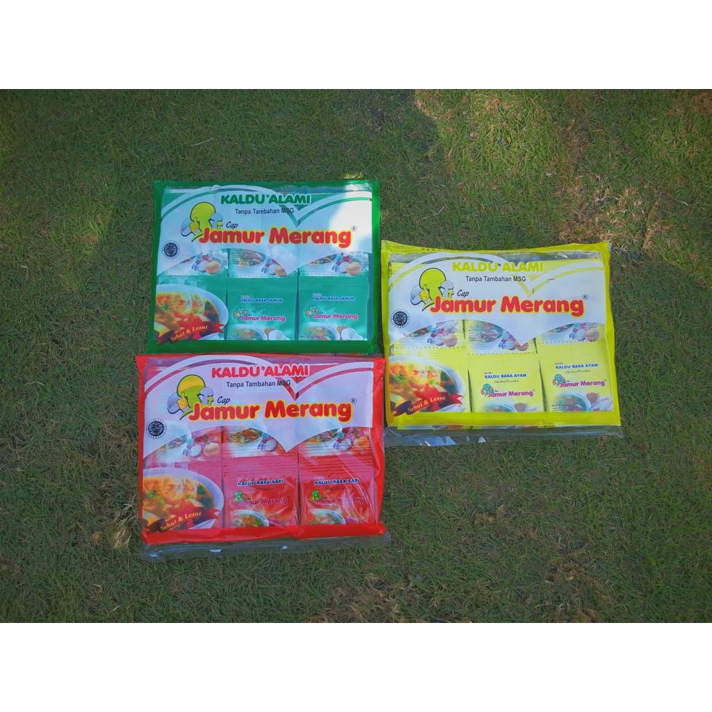 Kaldu Alami Jamur Merang BPOM Bumbu Masak Cap Jamur Merang Halal MUI Kaldu Jamur Alami Tanpa MSG