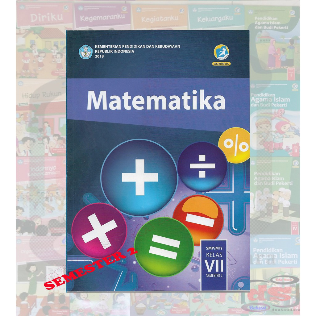 Kunci Jawaban Matematika Kelas 7 Buku Paket Semester 2 Ilmusosial Id