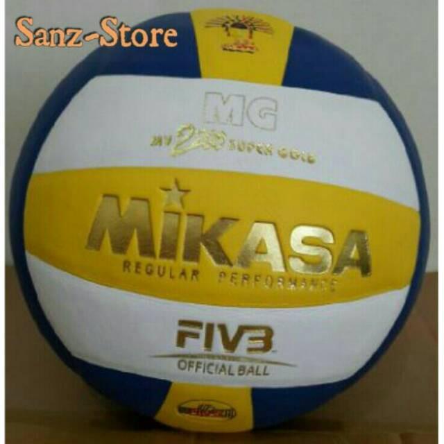 Produk asli Bola Voli Mikasa Volley Ball Mikasa Premium MV 2200 Harga Murah   15d183abcf