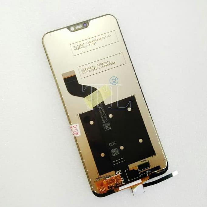 LCD XIAOMI REDMI 6 PRO MI A2 LITE NEW ORIGINAL LCD XIAOMI MI A2 - Putih