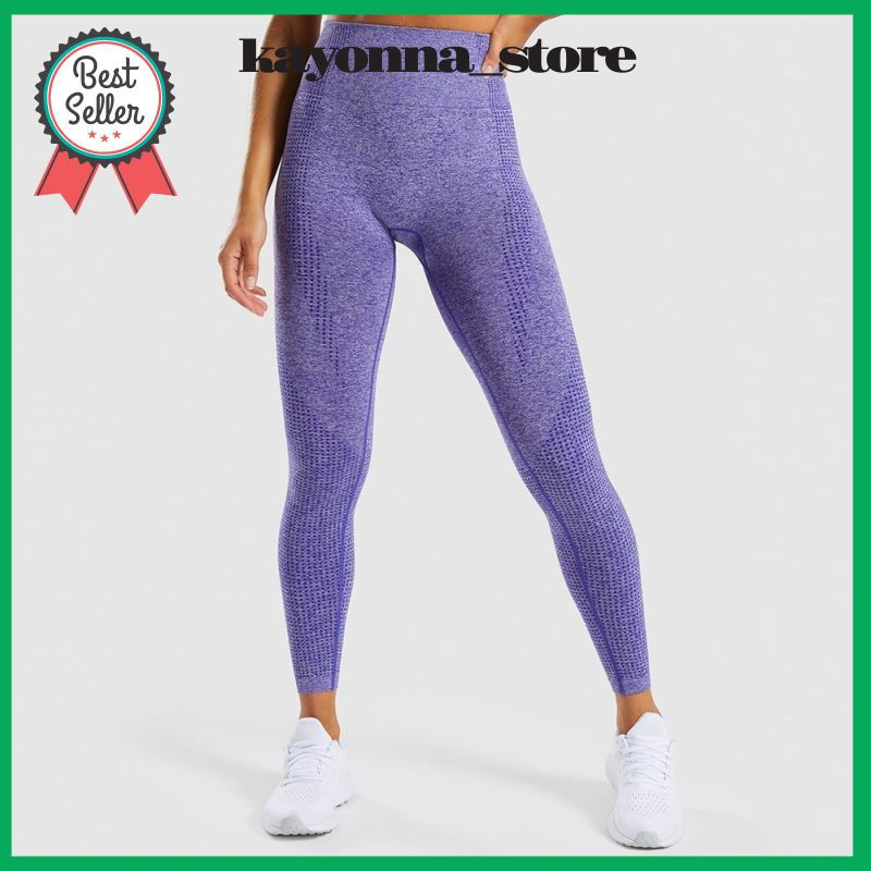 cost charm free shipping footwear Athletic Women Gym Shark Sport Leggings High Waist Pink Solid 2019 Mujer  Fitness Exercise Joggingg