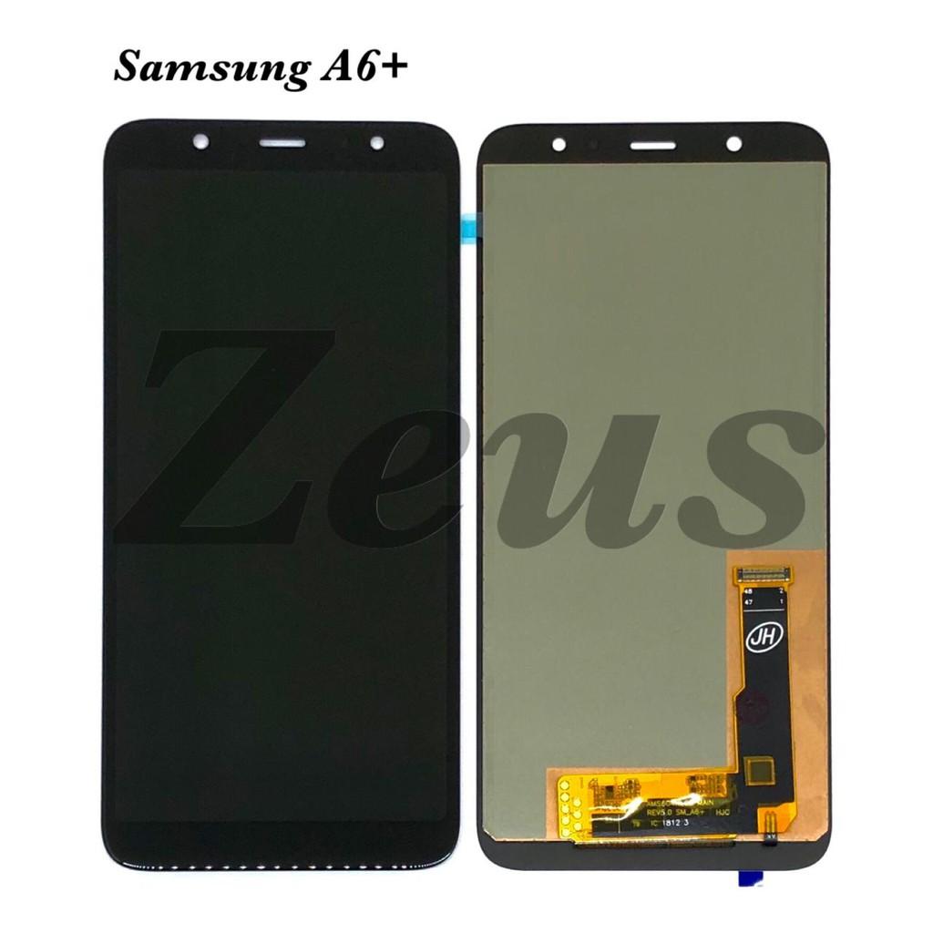 LCD TOUCHSCREEN SAMSUNG A6+ - A6 PLUS - A6PLUS - A605 - LCD TS FULLSET