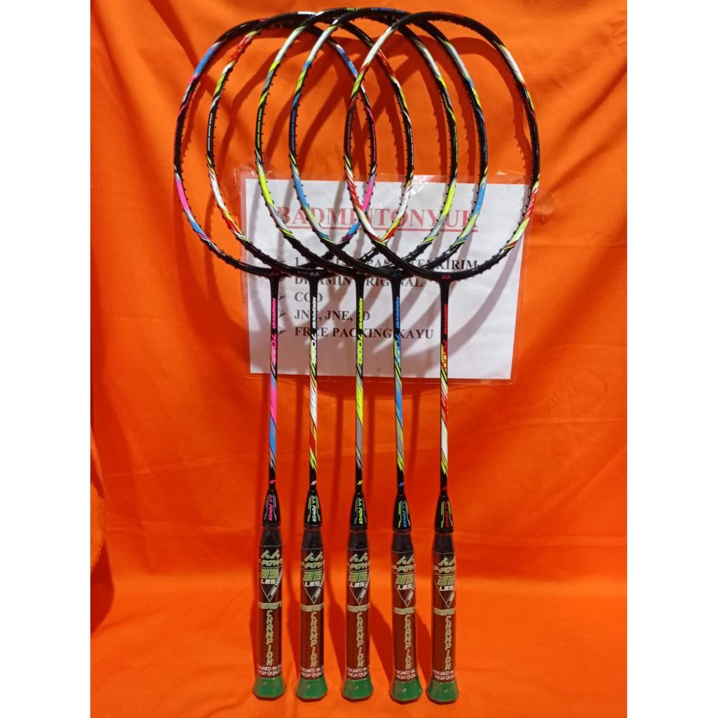 Raket Badminton JP Power Aeropower 7000