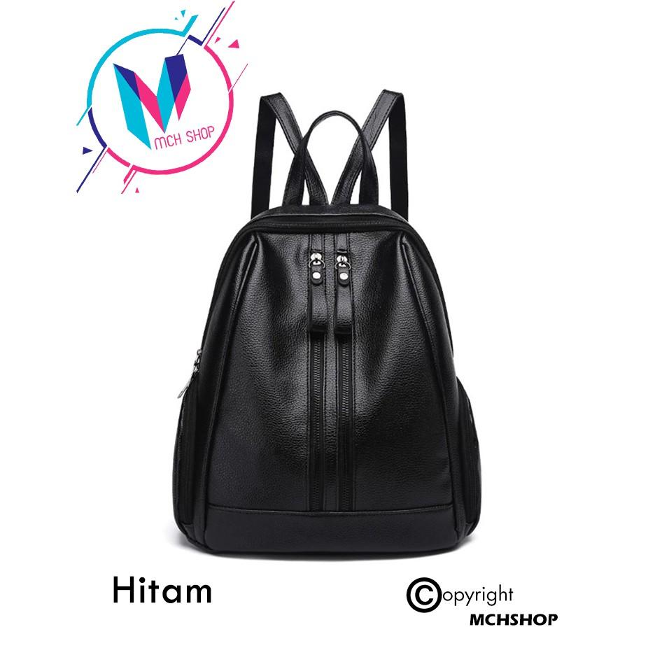 ♥Cartoon Print Mini Backpacks Women Teen Girls Travel Leather School Handbag♥ | Shopee Indonesia
