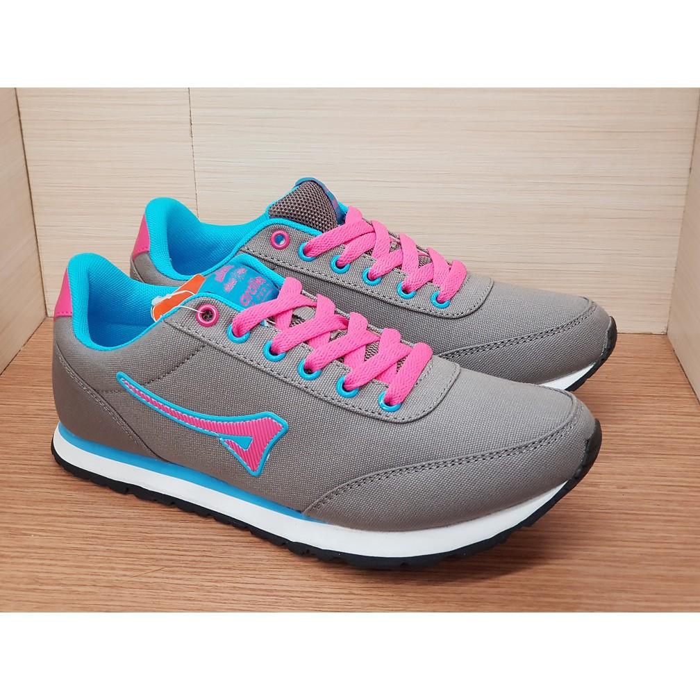 Sepatu Ardiles Run Women Wigima Sepatu Running Shoes Wanita Ardiles Olahraga  Gym sport teaberry  f4bc7acbc7
