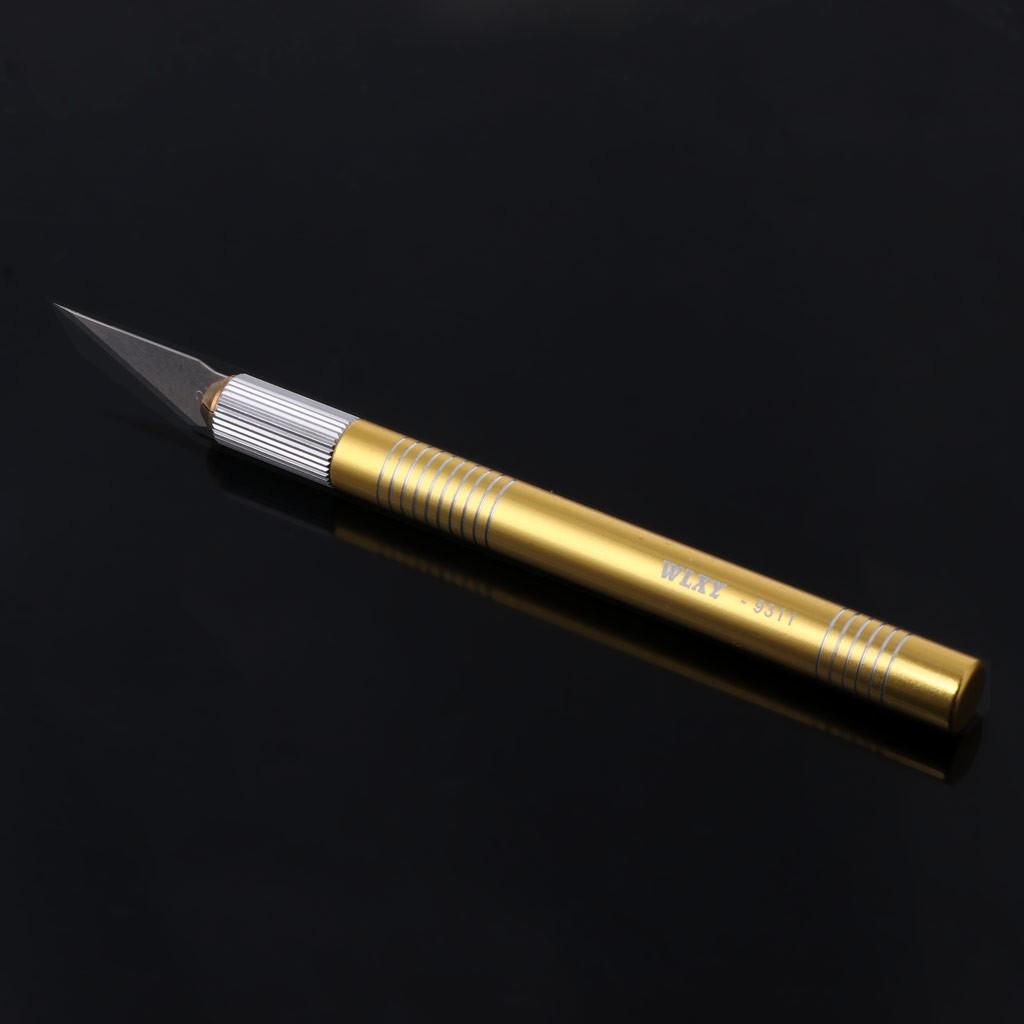 Pisau Pahat Presisi Bahan Aluminium Dengan 5 Untuk Kerajinan Jakemy Alloy Carving Knife Jm Z05 Seni Diy Shopee Indonesia