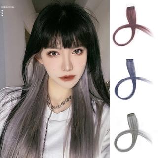 Wig Model Lurus Dengan Klip Gaya Korea thumbnail