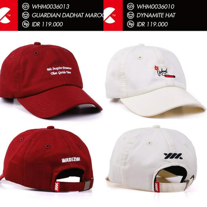 Promo!! Polo Cap   Dad Hat   Baseball Cap   Topi Wadezig   Topi Distro  5b76f1a49c