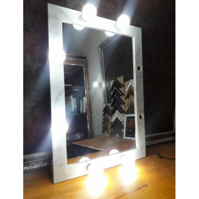 Mirror Light Vanity 40 X 60, 40 X 60 Vanity Mirror