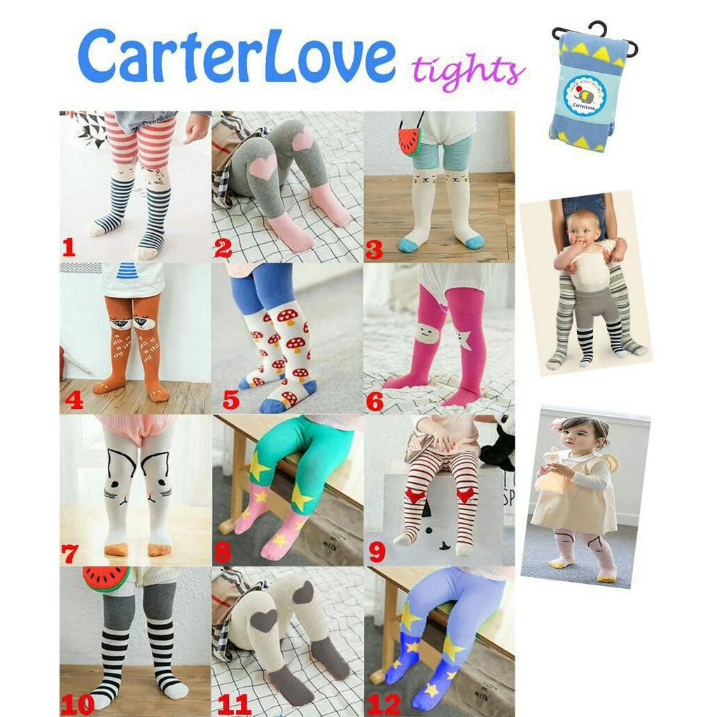 Carter Love Legging Bayi Celana Bayi Shopee Indonesia