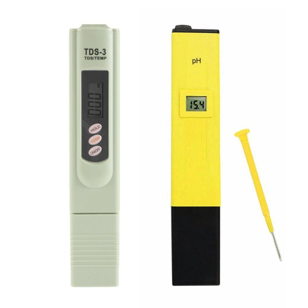 Allwin LCD Digital TDS3 TDS Pena Meteran Saring PPM Penguji Kemurnian Air Suhu Tetap . Source · Buy 1 Get 1 Pena Pengetes Meter Kualitas Air PPM TDS EC ...