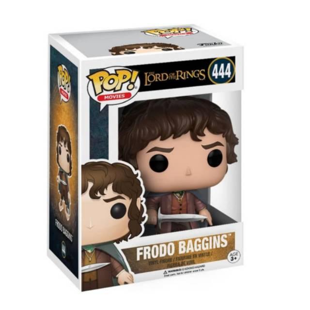 Frodo Baggins Pop Vinyl Figure Movies #444 Lord of the Rings
