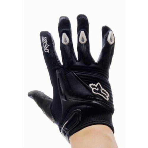 BLACK Pro Biker MotoCross Gloves XXLARGE Moto Sports Gear 28cm 11  inch