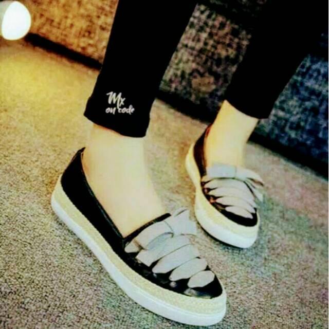 B01 | Shopee Indonesia -. Source · Jual Sepatu Pantofel Kerja Wanita Kickers Kulit Asli