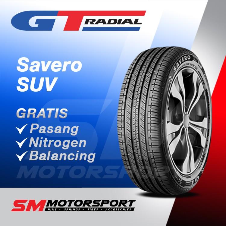 GT Radial Savero SUV 275/70 R16 Ban Mobil