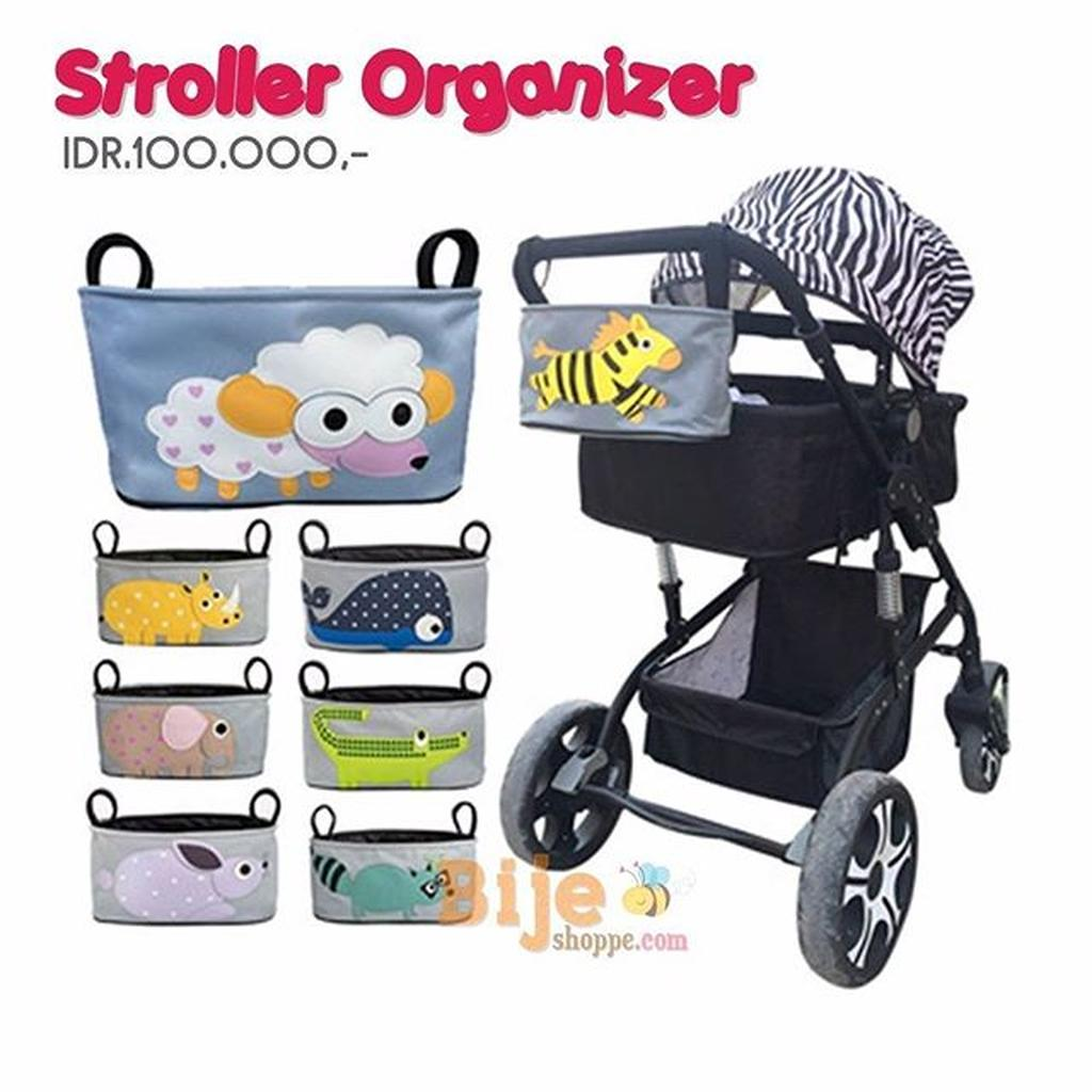 Cleva Mama Clevahooks Stroller Shopee Indonesia Gb Majik Blue