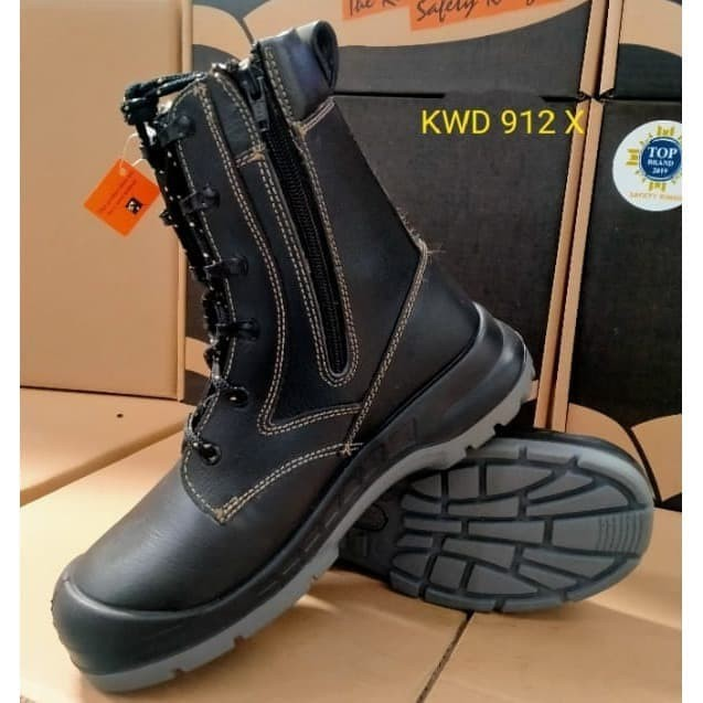 sepatu safety Kings KWD 912 X original realpict / asli /promo/asli