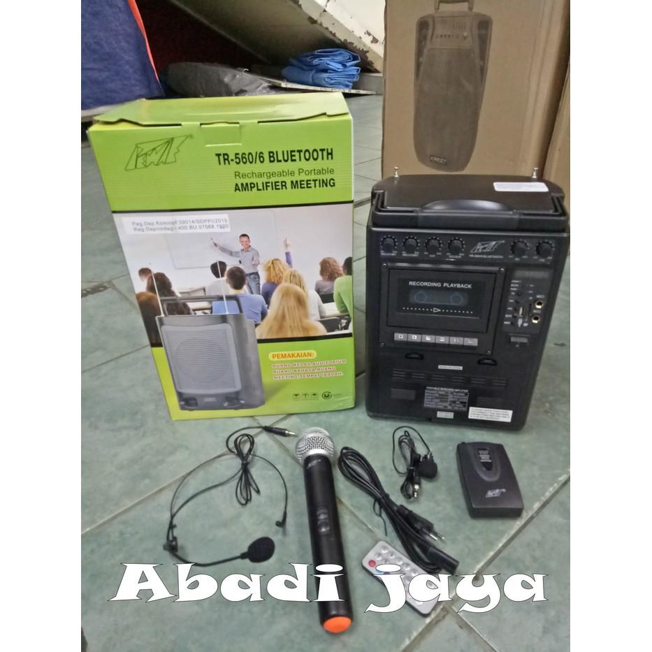 New Mayaka Speaker Meeting Spkt-002 Ab Speaker Portable | Shopee Indonesia