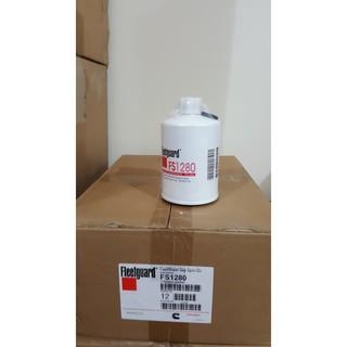 Fuel Water Separator Filter >> Fs1280 Fuel Water Separator Filter Fleetguard