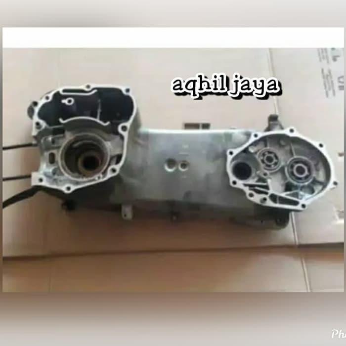[Second/bekas] block crankcase kiri honda matic esp starter halus beat dan Scoopy Spare Part Motor