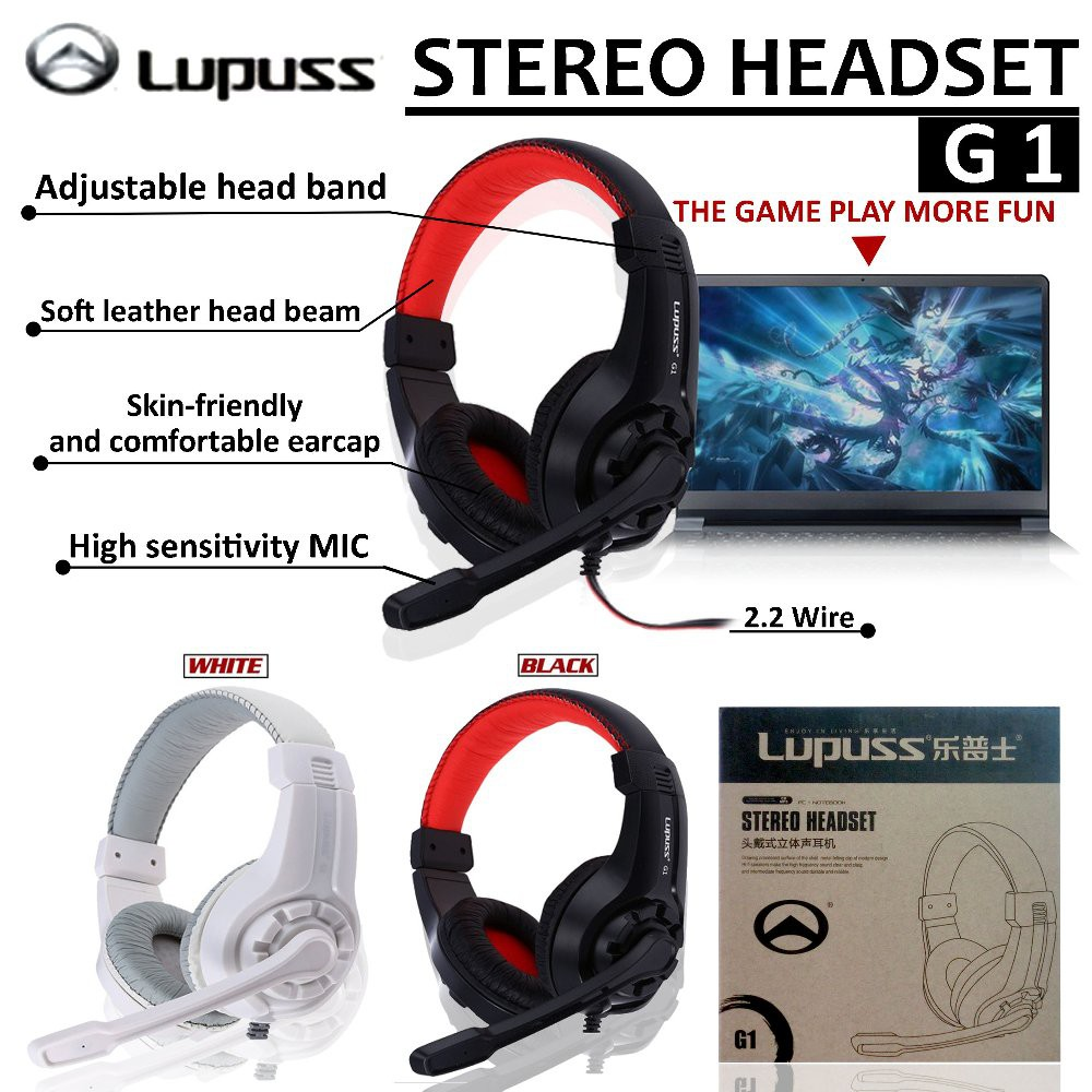 Headset ...