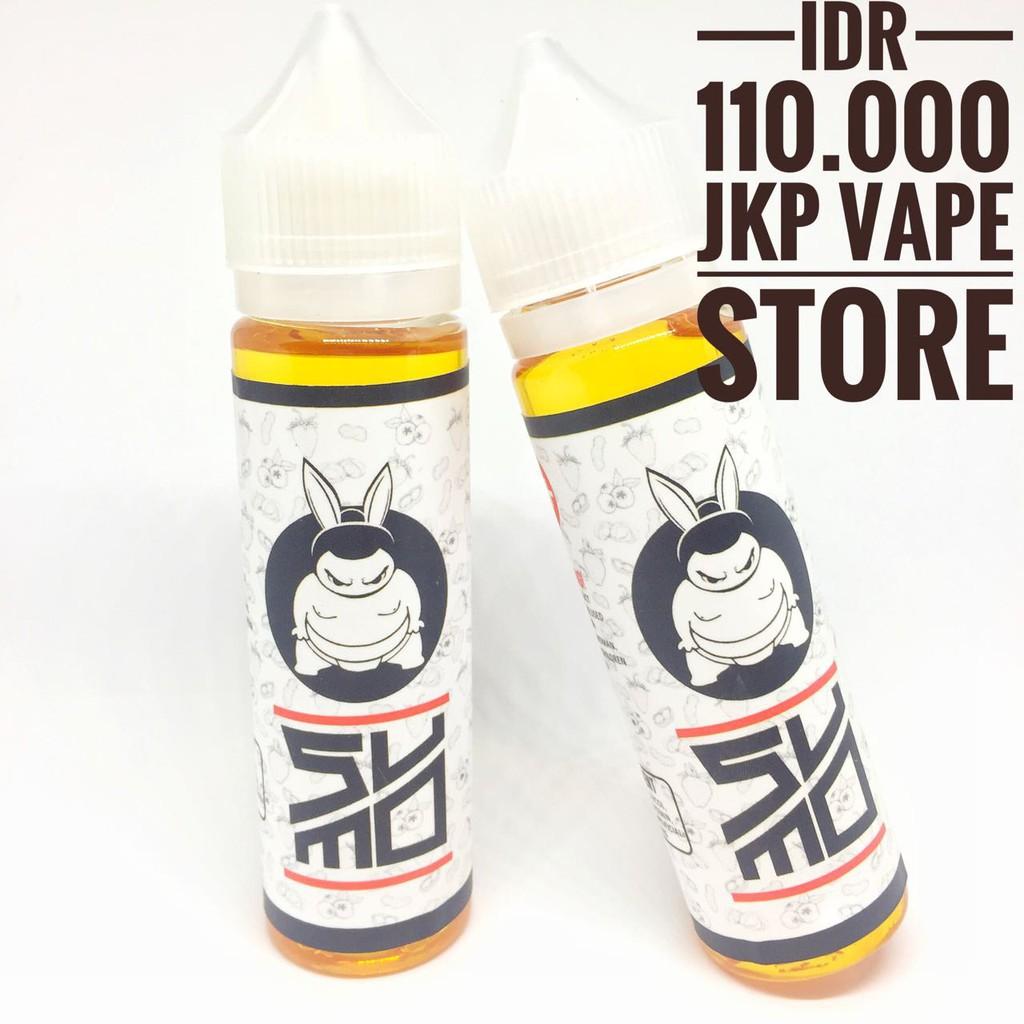 Sale 40 Sumo 60ml Premium Liquid Vape By Kraken Daily Juice Indonesia Terlaris Shopee