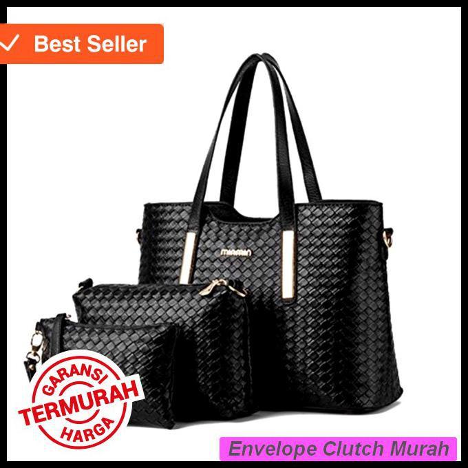 3e89b22c020 Garansi Termurah Tote Bag Simply Tikar   Shopee Indonesia