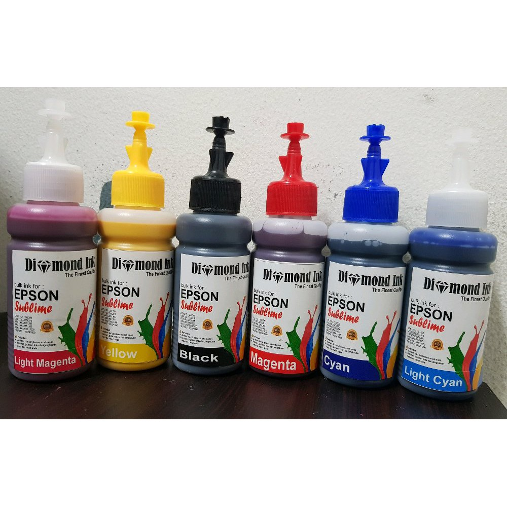 Tinta Epson Art Paper Diamond Ink Best Photo Quanlity Grade A Korea Paket Canon 100ml Shopee Indonesia