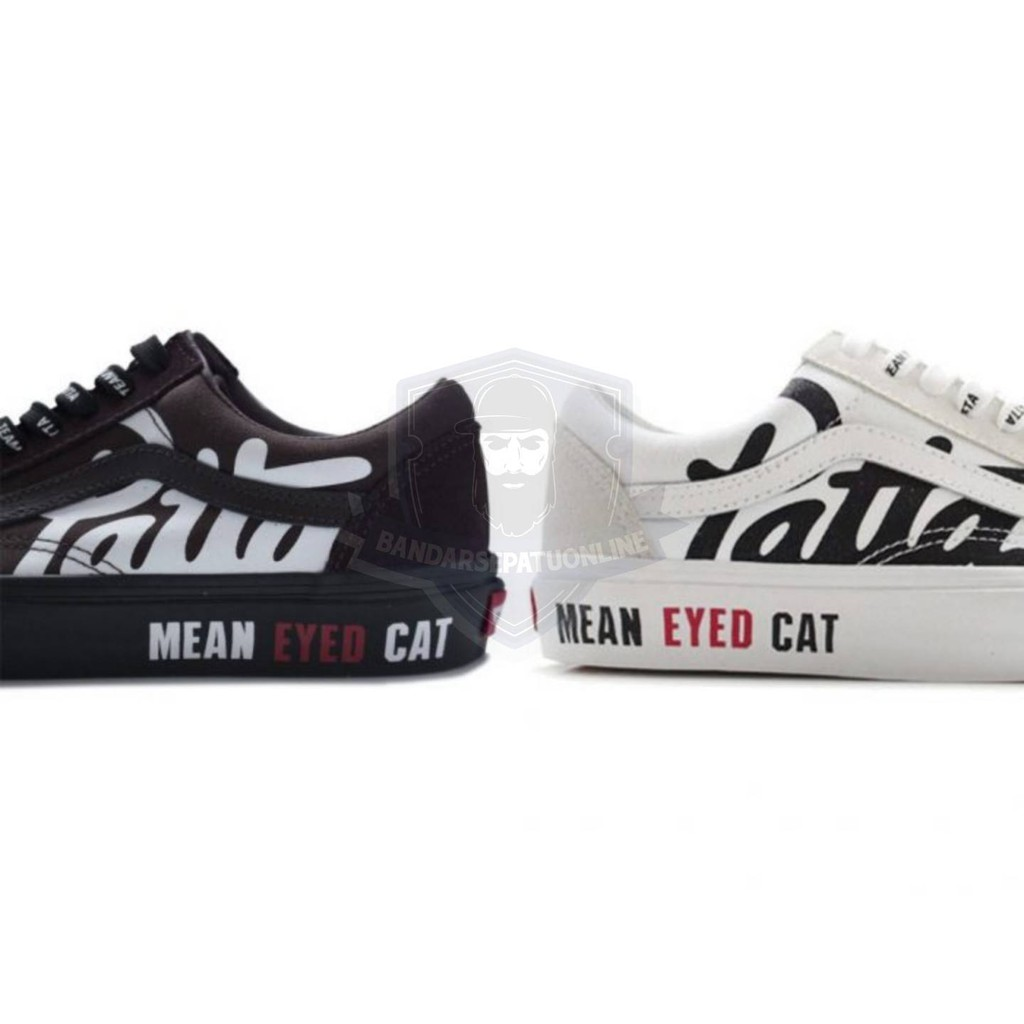 GRADE ORIGINAL  Sepatu Vans Patta   Mean Eyed Cat  MeanEyedCat IMPORT  VIETNAM c06dc10c2d