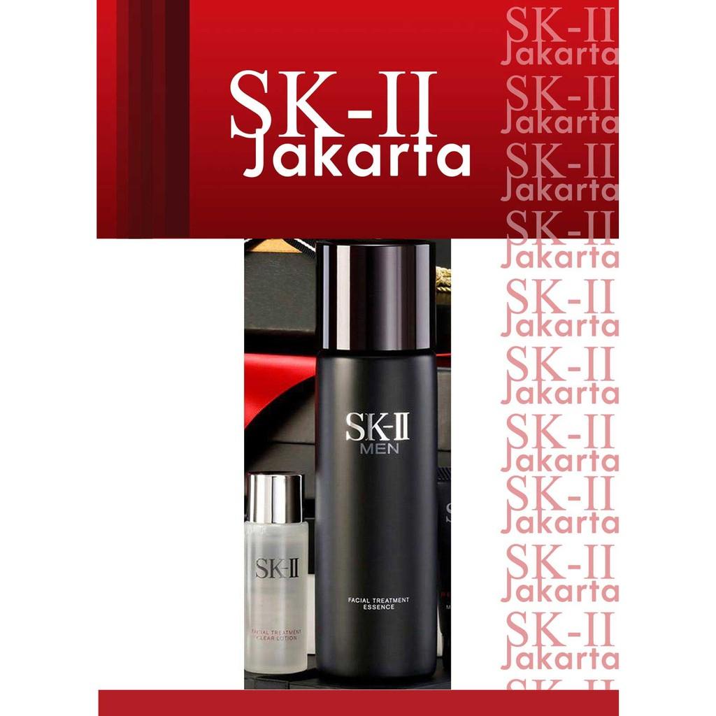 sk-ii skii sk ii Paket jerawat /ampuh atasi jerawat dan menghilangkan bekas jerawat | Shopee Indonesia