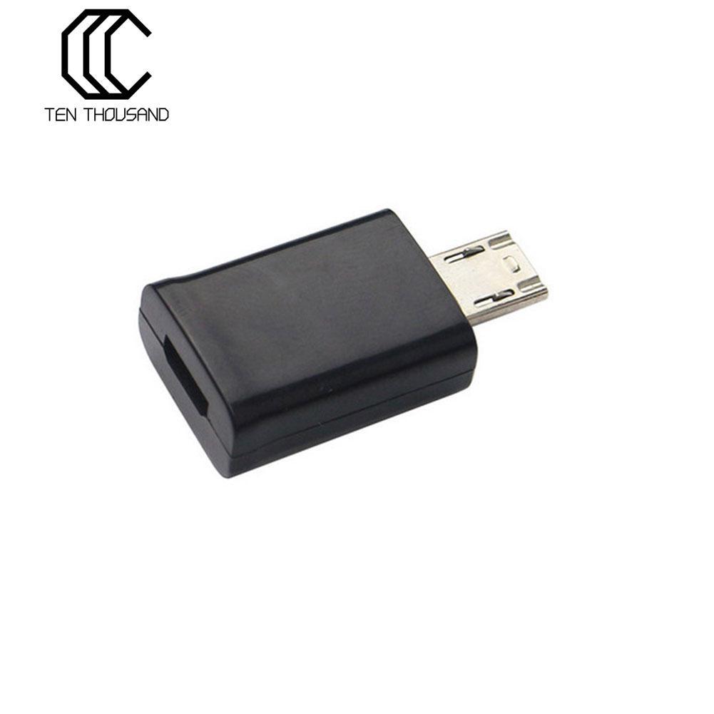 Kabel Adaptor MHL Micro USB Ke HDMI A A / V TV Untuk Htc Sony Samsung HDTV