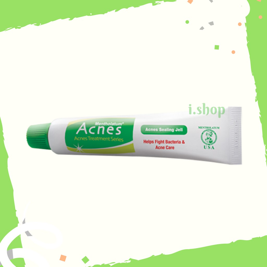 Acnes Gel Jerawat 9 Gr Shopee Indonesia Acne Treatment 9gr Obat