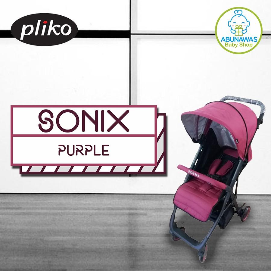 Original Kereta Dorong Bayi Stroller Pliko Sonix 520 Al Pusat Distributor Baby Strollers Milano Roda Tiga Praktis Shopee Indonesia