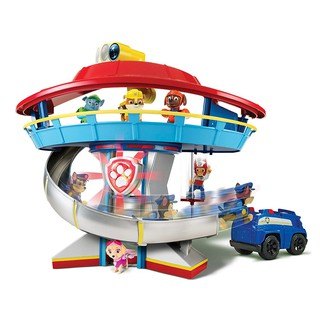 paw patrol lookout playset | shopee indonesia