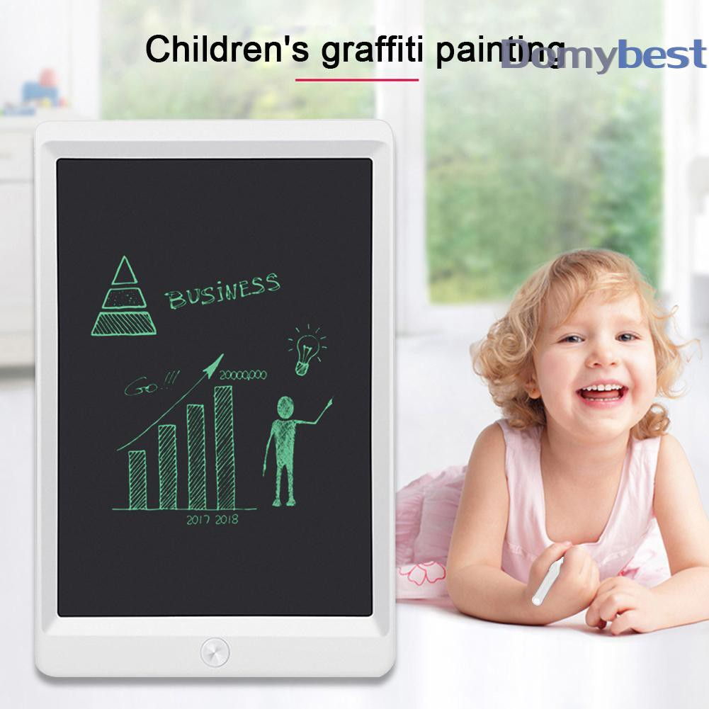 Papan Tulis Gambar Elektronik Layar Lcd 85 Untuk Edukasi Anak Drawing Writing Tablet 8 5 Inch Dan Dewasa Shopee Indonesia