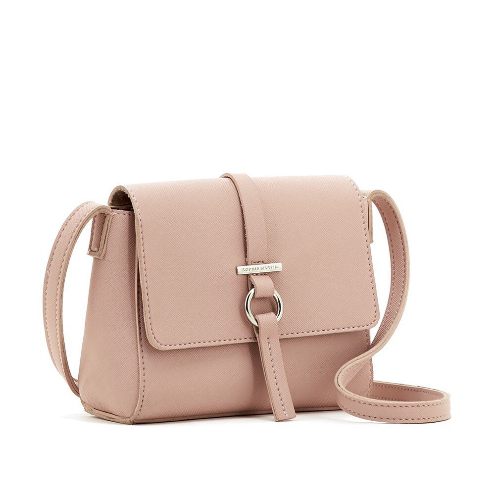 Sophie Paris Karen Bag Selempang Tali Panjang Wanita Pink ...