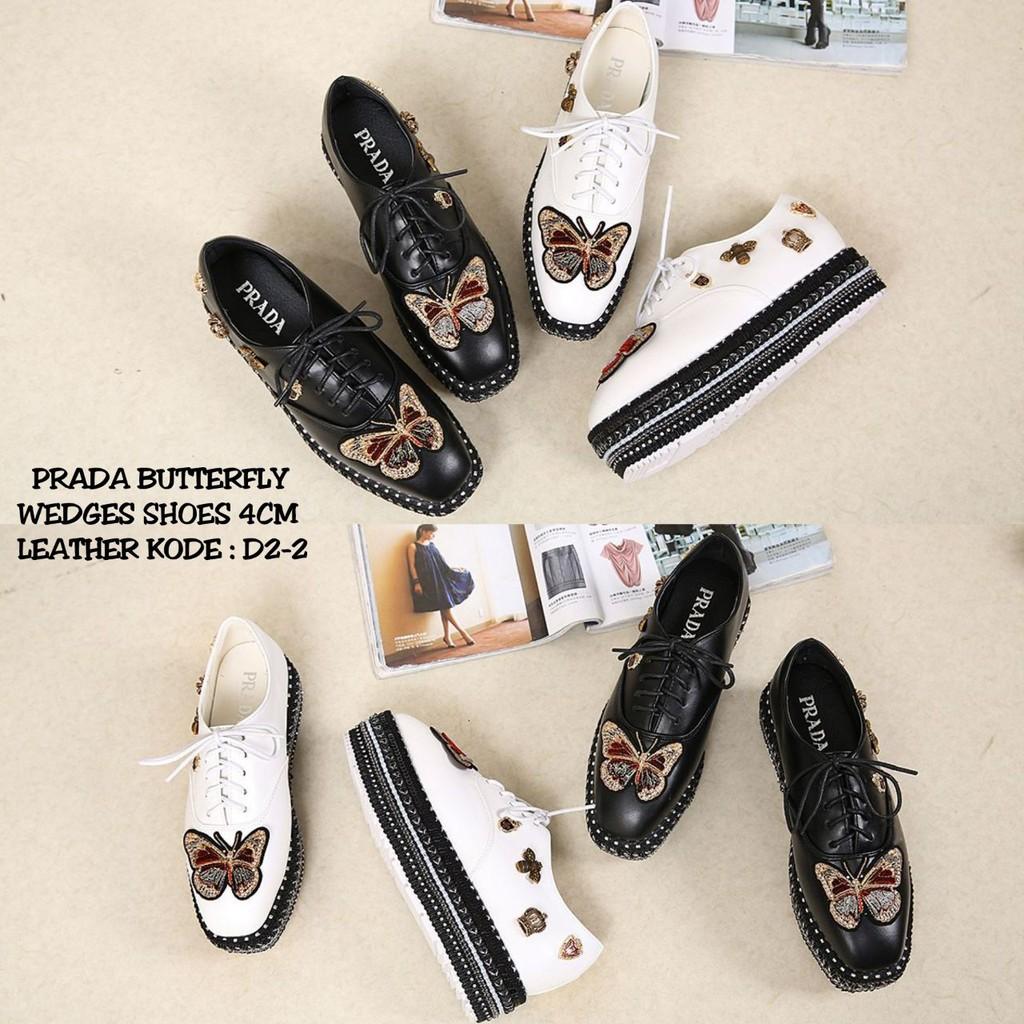 Sepatu prada D2-2  92f91c9c6b