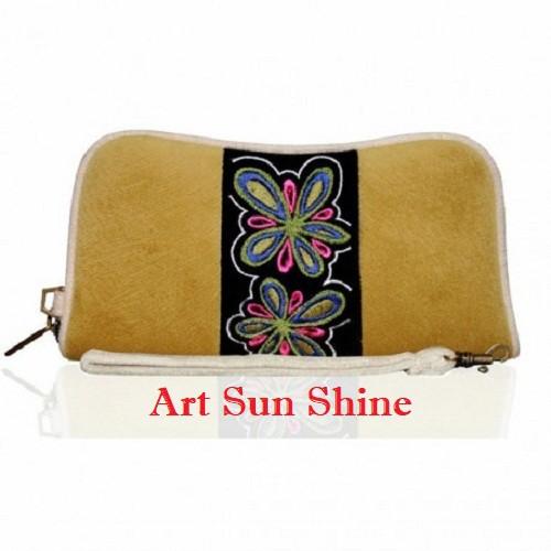 Makara Handy Wallet ART SUN SHINE