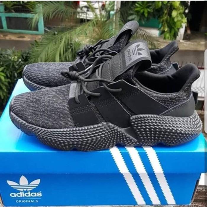 Adidas Prophere Black Premium Original   sepatu adidas   sneakers ... 319d2c4640