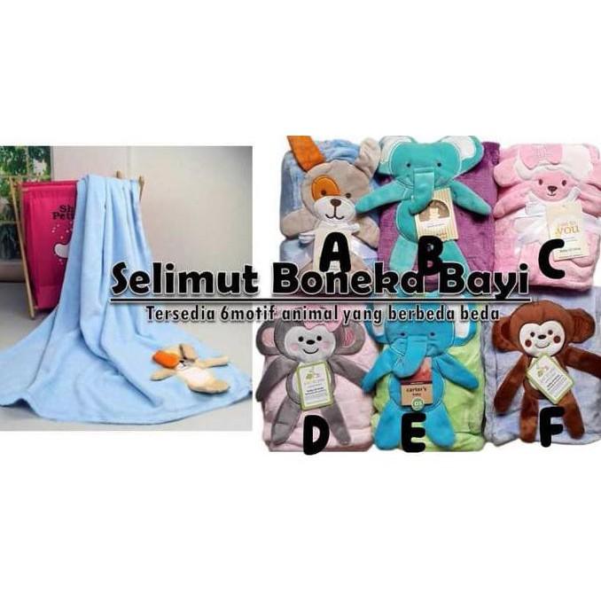 Terbaru Selimut Carter/Double Fleece/Just To You/76 102 Cm/Peralatan