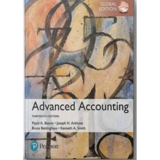 Advanced Accounting 13th Edition By Floyd Beams Shopee Indonesia