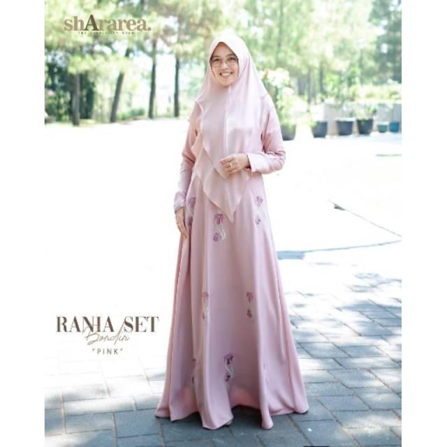 Rania Set By Shararea Shopee Indonesia