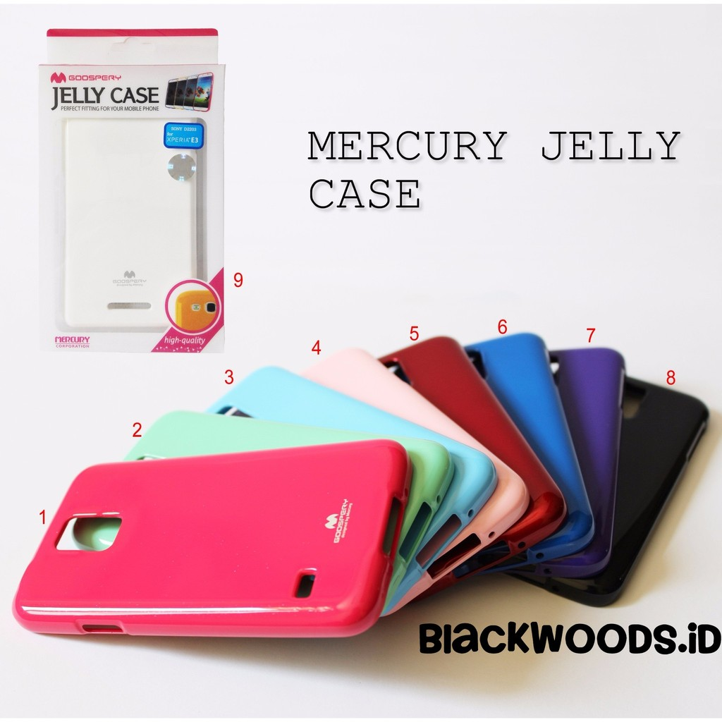 New Arrival Goospery Samsung Note 7 Fe Jelly Case Black Shopee Pearl All Type Special  Hotpink Indonesia