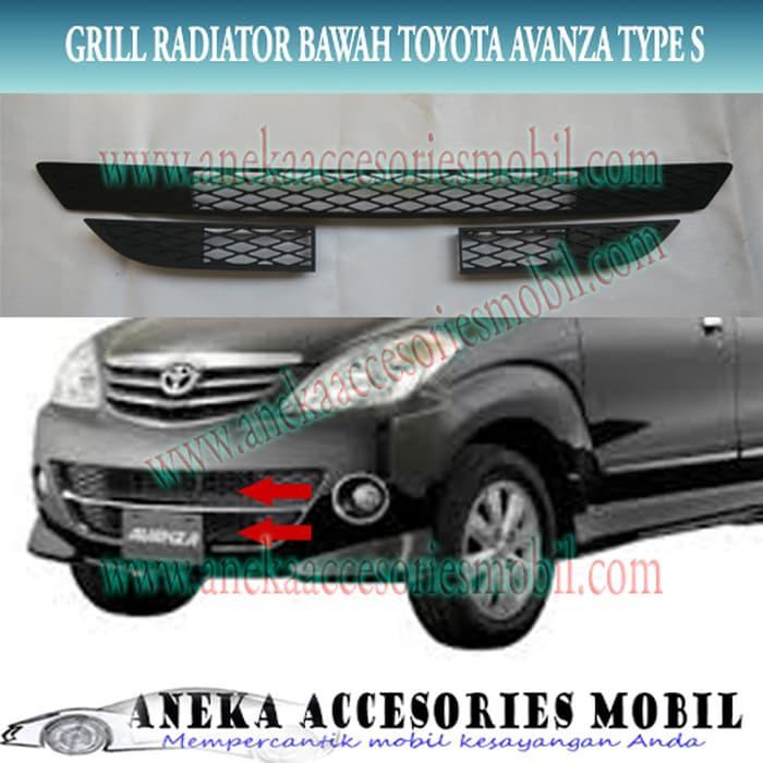 Kancing Bemper Avanza clip bumper grill fender klip kap mobil Toyota | Shopee Indonesia