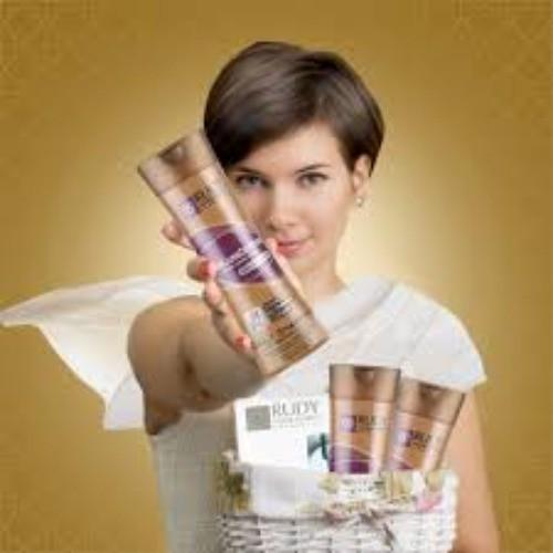 Rudy Hadisuwarno Cosmetics HairlossDefense Shampoo Ginseng 200 ml-2