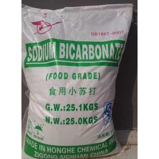 Baking Soda Soda Kue Sodium Bicarbonate 1 Kg Shopee Indonesia