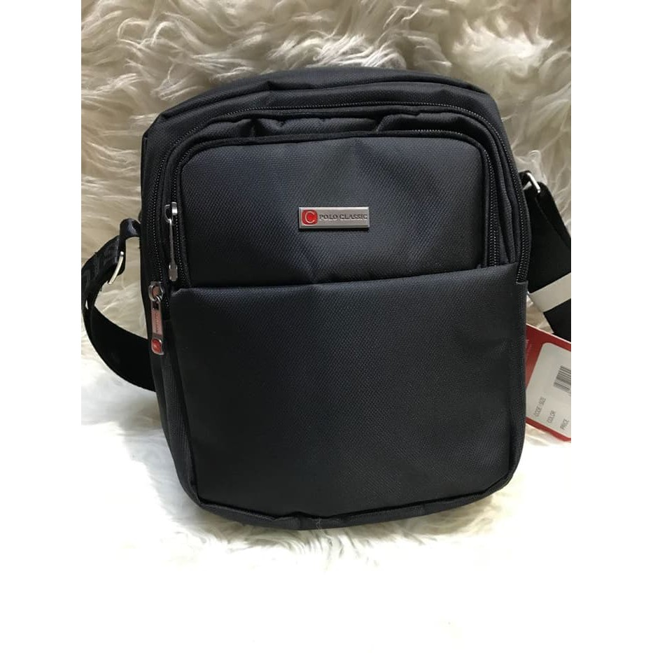 Chest Bag Polo Classic 9813-5 Coffee  28f8b71d64b98